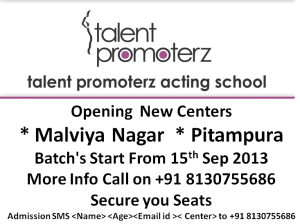 TPZ Acting School P P M